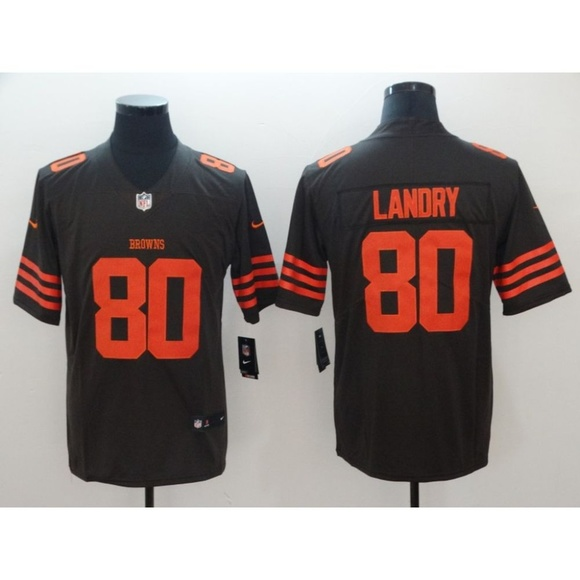 size 40 c1753 2ece1 Cleveland Browns Jarvis Landry Jersey NWT